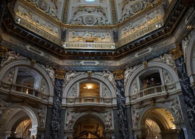 ウィーン美術史美術館【2】イタリア絵画(2)Tiziano、Giorgione、Arcimboldo etc