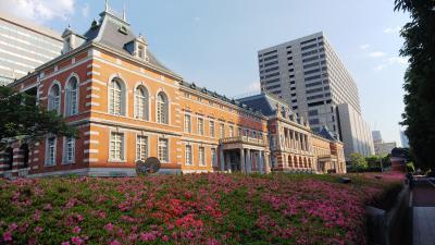 東京地方裁判所周辺の風景
