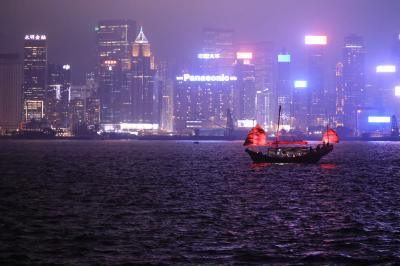 おひとり様香港旅-船酔したけど亀で回復-