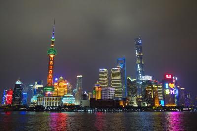 上海ブギウギひとり旅3日間〜上海のネオンに酔いしれる夜編〜No.1