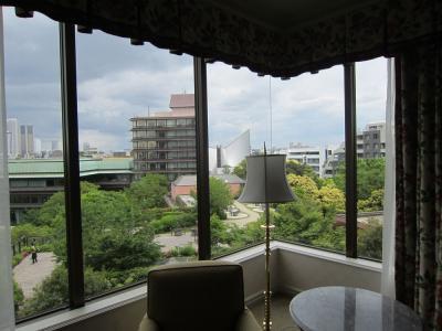 椿咲く「ホテル椿山荘東京」