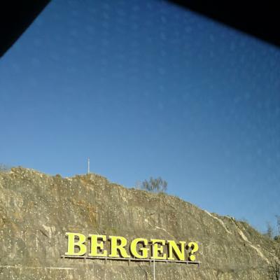 ノルウェー第二の都市ベルゲン