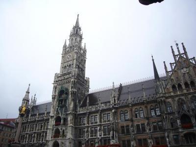 ドイツ ロマンティック街道6日間の旅(3) ミュンヘン