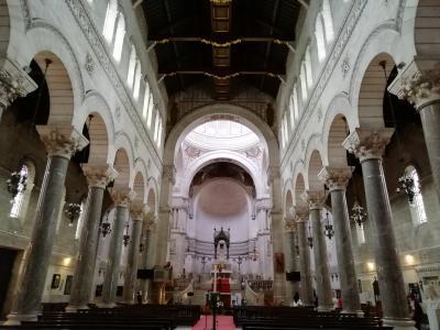 元々の巨大な聖堂の2つの塔だけが、全く離れた場所に現存していた♪2019年5月 フランス ロワール地域他 8泊10日 1人旅(個人旅行)15