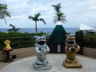 本日より梅雨入りした沖縄へ 2-1