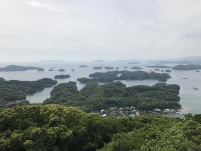 どこかでマイル決まった長崎!嬉野温泉から佐世保、雲仙まで巡る一泊二日。長崎の魅力再発見!