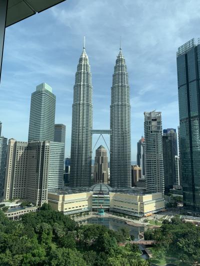 【マレーシア1人旅1日目】トレーダーズホテル到着