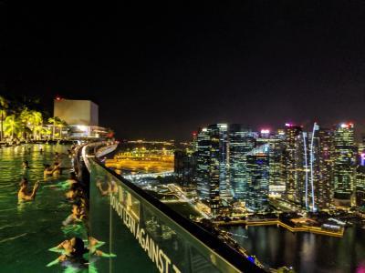 シンガポール観光、グルメ、その他色々の旅1