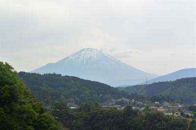 富士滞在 5月