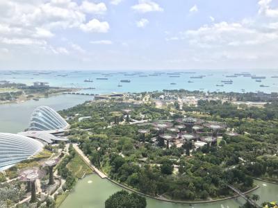 初のシンガポール 3泊4日の母娘2人旅【3日目】