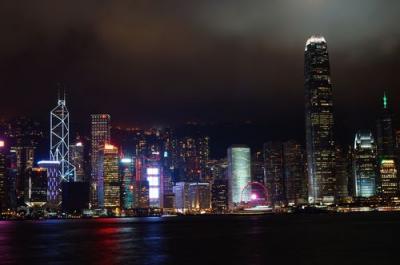 初めての香港 1日目