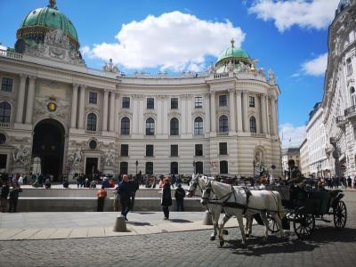 10連休はウィーン・プラハで #1