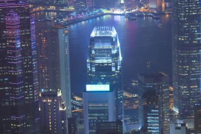 おひとり様香港旅-ヴィクトリア・ピークで虫にさされる-