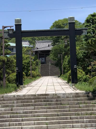 古東海道の道筋に沿って(京急新大津駅より、JR衣川駅、京急横須賀中央駅)