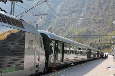 フロム山岳鉄道~ベルゲン鉄道~ウルビックへ