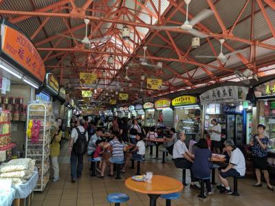シンガポール観光、グルメ、その他色々の旅3