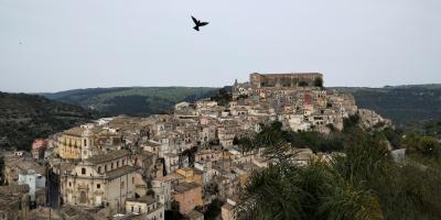 ANA特典マイルで行くシチリア旅行 ⑥ワイナリー宿泊とバロックの街カルタジローネ、モディカ、ラグーザ
