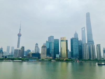 上海 2019 3日目