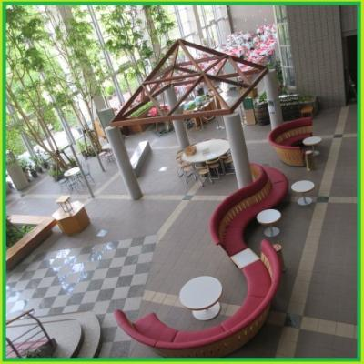 JR小海線(八ヶ岳高原線)と、新宿区のリゾートホテル(グリーンヒル八ヶ岳)