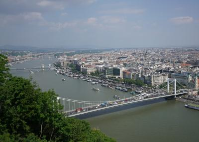 2019 GW 中欧4カ国周遊 【7】世界遺産~ブダペストのドナウ河岸とブダ城地区