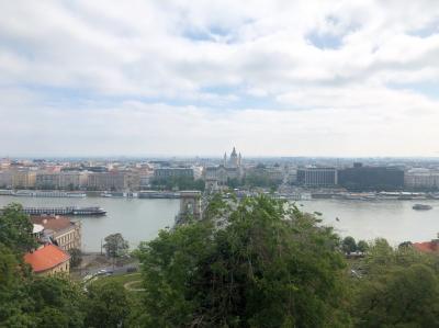 2019 GW ウィーン&ブダペスト ⑤ ブダペスト ブダ地区~ウィーンへ
