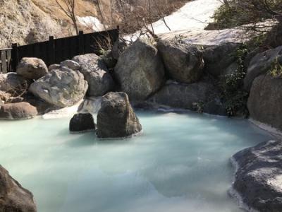 GW2019 東北10日間温泉巡りの旅 その12 山形 峠駅と天空の温泉
