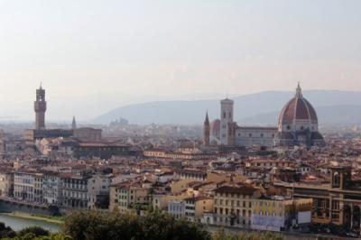 イタリアへ行ったりや~!!ベネチア~フィレンツェ⑤