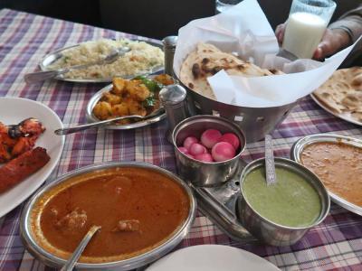 インドでゴールデンウイーク4泊5日***(1)デリー、ホテル・ジ・オベロイ・グルガオン、アグラ行き電車