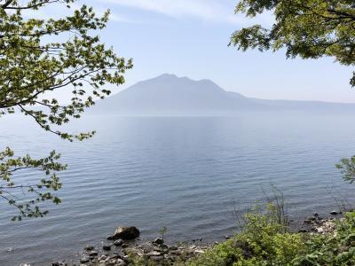 支笏湖~札幌①