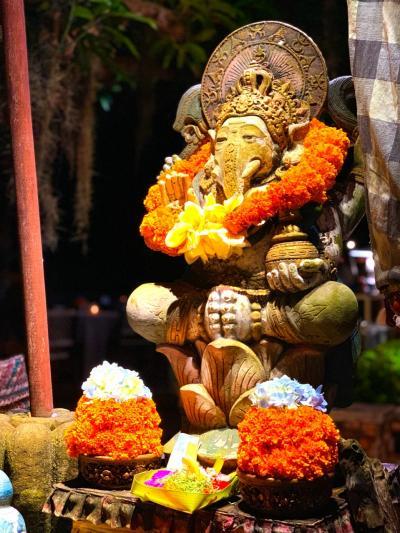 バリ島に女性一人で1ヶ月滞在してみました!!ウブドのtegal sari hotel編