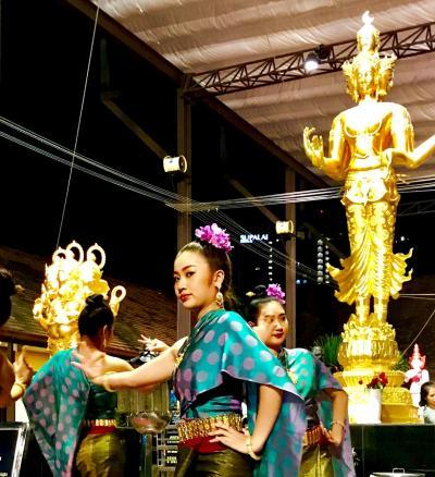 【タイ縦断の旅】南の島と北のパーイ@7 〝彷徨う夜のバスターミナル〟