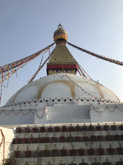 GW・ネパール9日間の旅④アンナプルナ遊覧飛行からの観光ざんまい