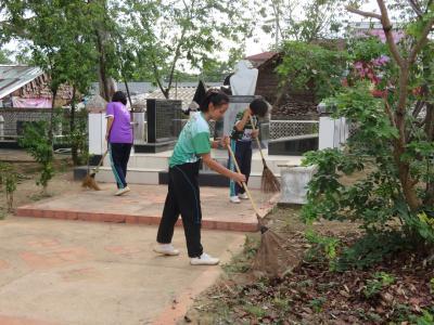チェンマイを経由してメーホーンソン⇒クンユアム慰霊の旅/復路はバンコクまで直行バス15時間