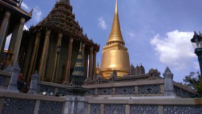 熱々バンコク、3泊4日定番観光地巡り 2日目