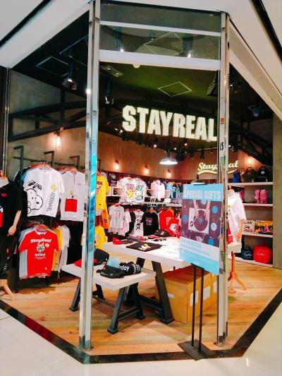 香港★ライブTシャツ探しに觀塘と旺角 ~STAYREAL~