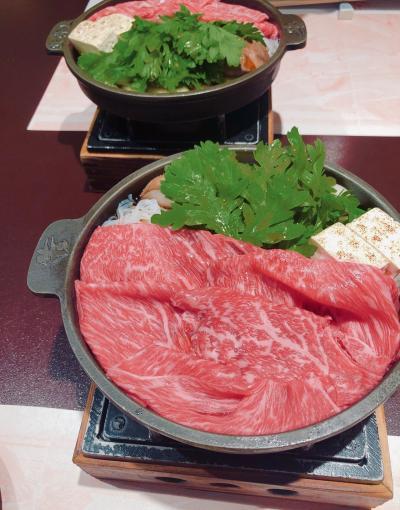 横浜 | 荒井屋で牛鍋を味わう | 2日目