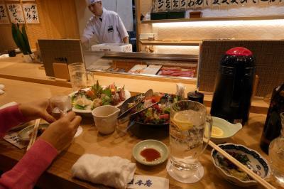 サッカーインターハイ東部予選 築地日本海 三島駅前店の夕食 バード・バー