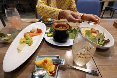 Mitsucado (みつかど)の夕食