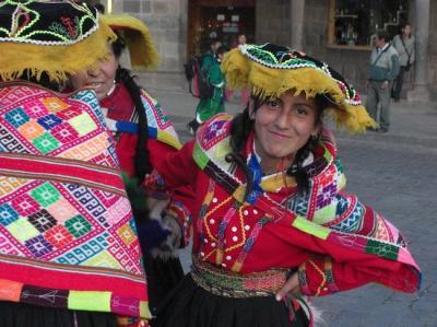 ペルー③ 世界遺産クスコの街並み(世界一周の記録)