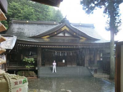 18 お盆避暑旅行 今年は甲信 12 諏訪神社 3