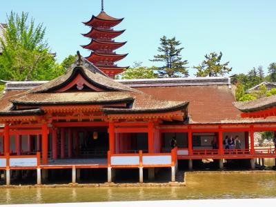 厳島神社が修復工事するって?