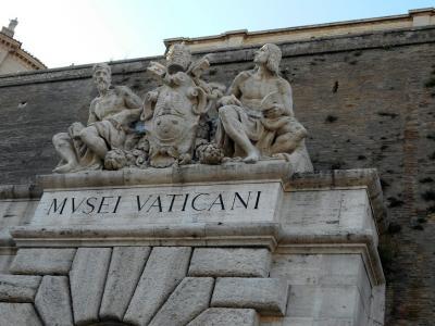 ローマを1週間、個人でゆっくり観光④バチカン美術館