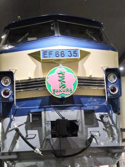 梅小路公園-8 京都鉄道博物館f  スカイテラスの眺め ☆プラレール60年展/思い出ともに
