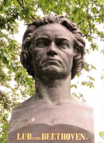 ウィーン滞在9回目(9.ベートーヴェンやマーラーのゆかりの地を散歩)