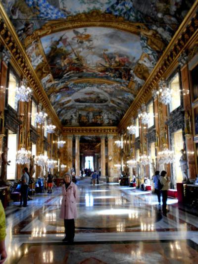 ローマを1週間、ゆっくり観光⑤ヴェネツィア広場周辺、コロンナ美術館
