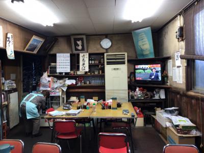 午後から京浜工業地帯を走れ走れ!鶴見線ツアー、昭和な食堂まちだ家&遺産級銭湯と終着駅酒場ツアー編