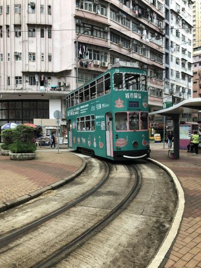 初めての香港は刺激的だった 前編