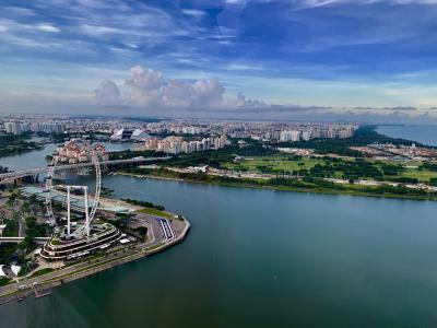 JALで行く 初めてのシンガポールとタイなのに3泊5日であえてのプーケット経由❶金曜羽田~土曜ガポ編