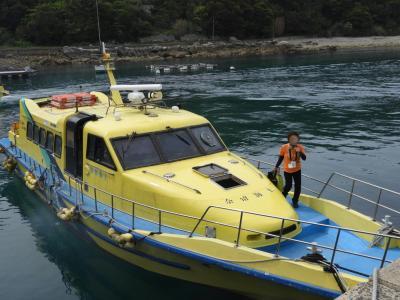 久賀島・奈留島を巡るツアーに参加して、   潜伏キリシタンの里を訪ねて、その3.