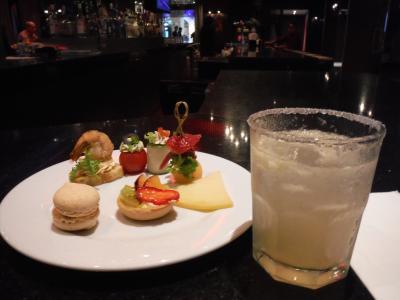 2018.3 メキシコ・リビエラ・マヤへ-ハードロックホテルのレストラン-1